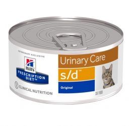 Hill's PD Feline s/d Urinary Care 156g
