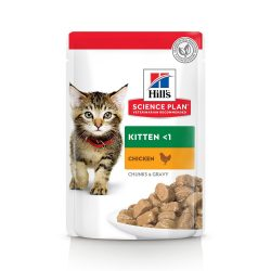 Hill's SP Feline Kitten Chicken12x85g