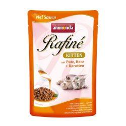 Animonda Rafiné Soupe Kitten pulyka, szív és sárgarépa 100g (83785)