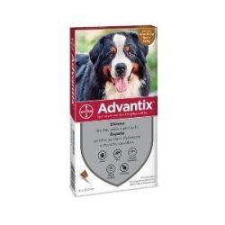 Advantix spot on 6ml kutyáknak 40-60kg között 1db