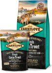CarniLove Fresh Adult Carp & Trout (ponty-pisztráng)