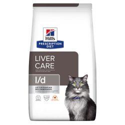 Hill's PD Feline L/D Liver Care 1,5 kg