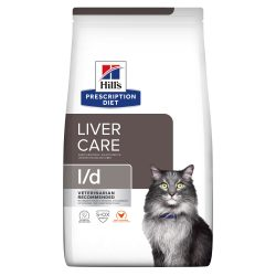 Hill's PD Feline L/D Liver Care 1,5 kg