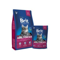 Brit Prémium Cat Chicken