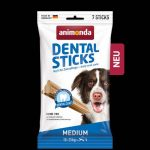 Animonda Dental Sticks 180g medium  jutalomfalat (82884)
