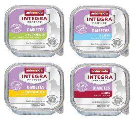 Animonda Integra Protect Diabetes Cat 100g csirkemáj