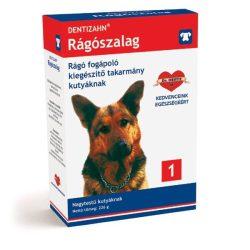 DENTIZAHN rágó-szalag 1 nagytestű kutyák részére