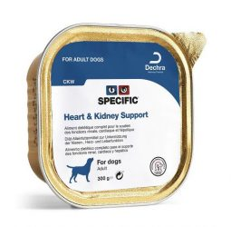 Specific CKW Renal dog 300g