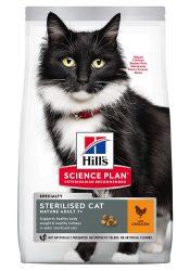 Hill's SP Feline Mature Adult 7+ Sterilized Chicken 3kg