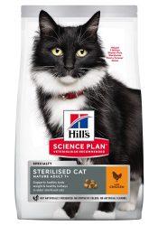 Hill's SP Feline Mature Adult 7+ Sterilized Chicken 3kg