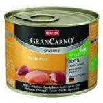 Animonda GranCarno Sensitiv 200g pulyka (82406) ÚJ!