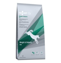 Trovet Weight and Diabetic Dog (WRD) 12,5kg