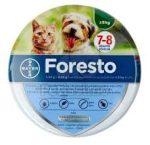 Foresto nyakörv kutyáknak és macskáknak,bolha-kullancs ellen 38cm