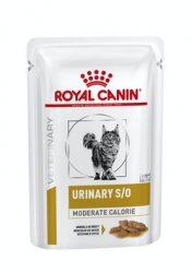Royal Canin Feline Urinary S/O Moderate Calorie 85g alutasakos