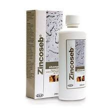 Zincoseb sampon 250 ml