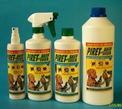 PIRET-MIX Otthon rovarirtó permet  pumpás
