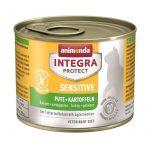 Animonda Integra Protect Sensitive 200g pulyka-burgonya