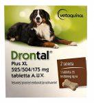 Drontal Plus 35kg tabletta 1db