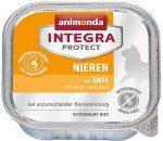 Animonda Integra Protect Nieren Kacsa 100g vesevédő (86616)