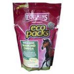 Equimins Diamond Omega – Őrölt porlasztott vitaminos lenmag 2 kg újratöltő zsákban
