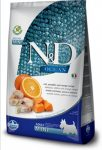 N&D Dog Ocean adult mini hering & orange (hering & narancs) 800g