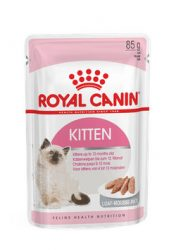 Royal Canin Feline Kitten Loaf 12 x 85g