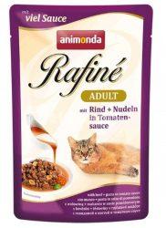 Animonda Rafiné Soupe Adult marha és tészta paradicsomszószban 100g (83797)