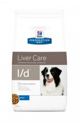 Hill's PD Canine l/d Liver Care