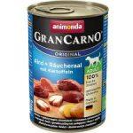 Animonda GranCarno Adult 400g angolna-burgonyával (82755)