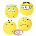 Trixie 35266 sípolós smiley labda 6cm