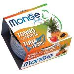 Monge Fruits tonhal-gyümölcs 80g