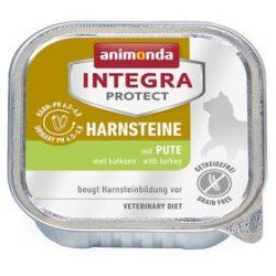 Animonda Integra Protect Harnsteine Pulyka 100g  - nedvestáp húgykövesség kezelésére (86628)
