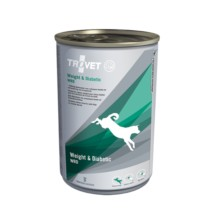Trovet Weight and Diabetic (WRD) Food 400g
