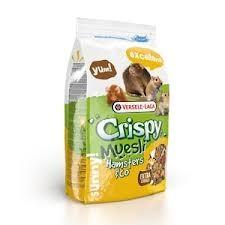 Versele-Laga Crispy Muesli Hamsters -hörcsögeleség 20 kg