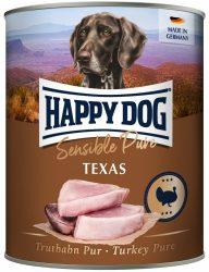 Happy Dog Truthahn Pur konzerv kutyának 6x800g