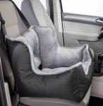Trixie 13179 autós ülés fekete/szürke