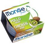 Monge Fruit Csirke-Kiwi 80g