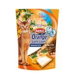 Panzi Silica Cat szilikonos macskaalom narancsos 3,8l