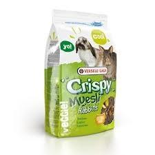 Versele-Laga Crispy Muesli Rabbits- eledel nyúlnak 1 kg(461701)
