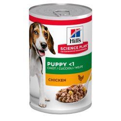 Hill's SP Canine Puppy Chicken konzerv 370g