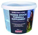 Equimins Young Stock Supplement – Kiegészítő por csikók számára