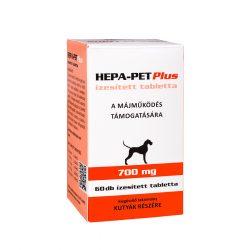 HEPA-PET Plus ízesített tabletta 700 mg - 60 tabletta