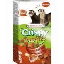 Versele- Laga Crispy Toasties csirkés és marhás jutalomfalat vadászgörénynek 150g (462021)