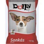Dolly Dog száraz kutyaeledel sonkás 15kg