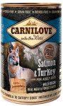 CarniLove Salmon & Turkey 6x400g