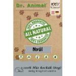 Dr. Animal 100% szárított nyúlhús kockák 80g
