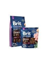 Brit Premium by Nature Junior Small kutyatáp