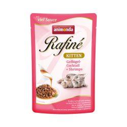 Animonda Rafiné Soupe Kitten szárnyas mix garnélarákkal 100g (83786)