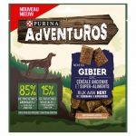 Adventuros Superfood kutya jutalomfalat szarvas&ősgabona 90g