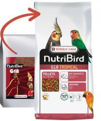 Versele-Laga NutriBird G18 Tropical 10kg(422029)